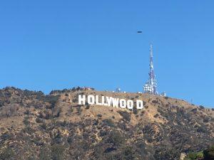 Irrfahrt zum Hollywood Sign